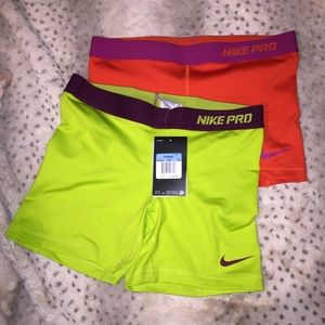 New Nike  running shorts